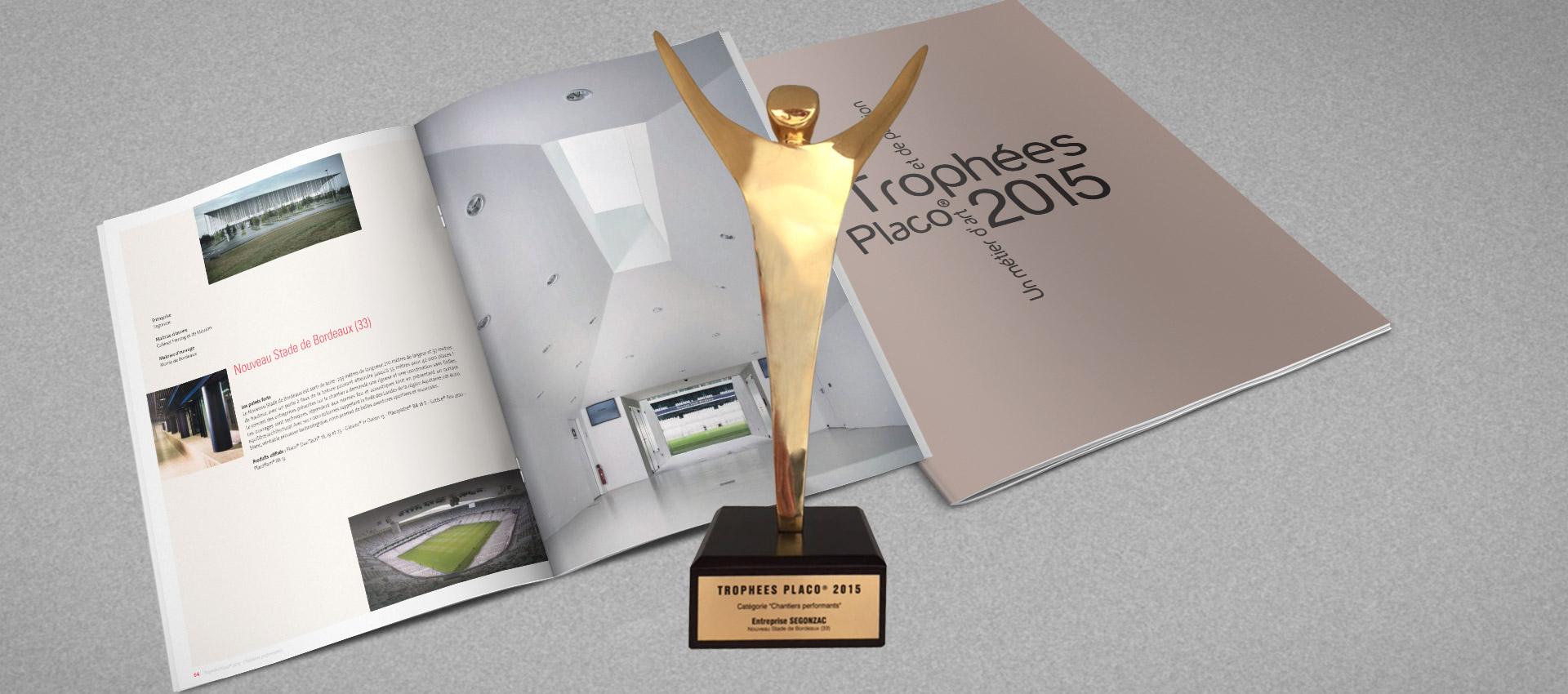 Trophée Placo 2015